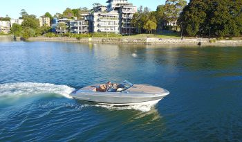 2012 Chris Craft Corsair 22 full