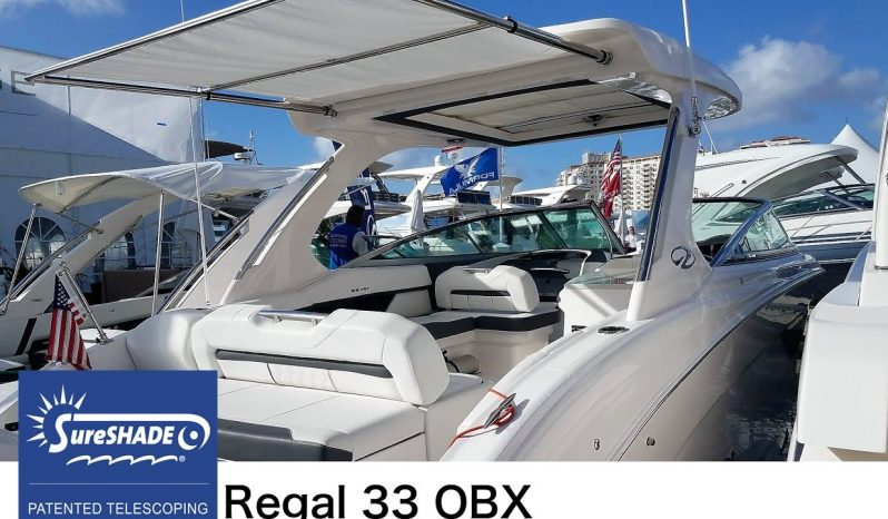 Regal 33 OBX full