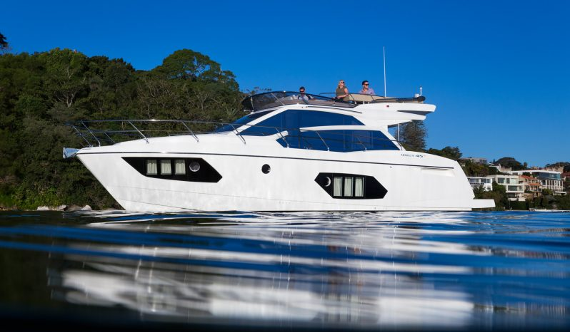 2014 Absolute 45 Fly full