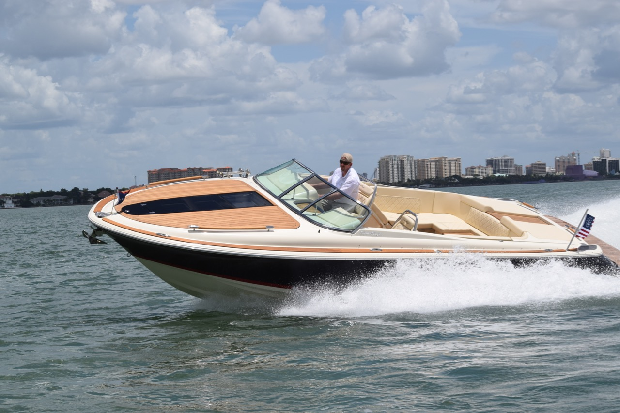 Chris Craft Corsair 30 full