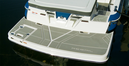 Regal 19 Surf Edition full