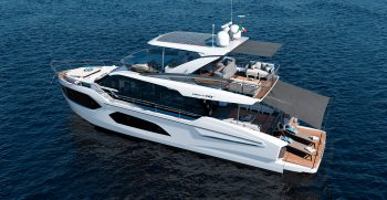 Absolute 60 Fly New Release for 2021 for Sale by Premier Marine Boat Sales Sydney Australia!