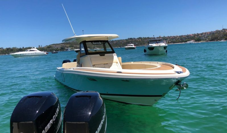 Chris Craft Catalina 30 Pilot House For Sale full