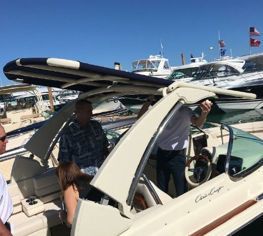 Chris Craft Launch 28 GT OUTBOARD full