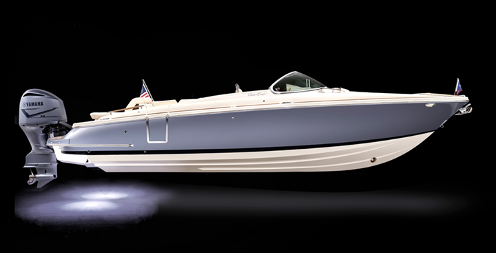 Chris Craft Launch 28 GT Outboard for Sale at Premier Marine Boat Sales Sydney Australia
