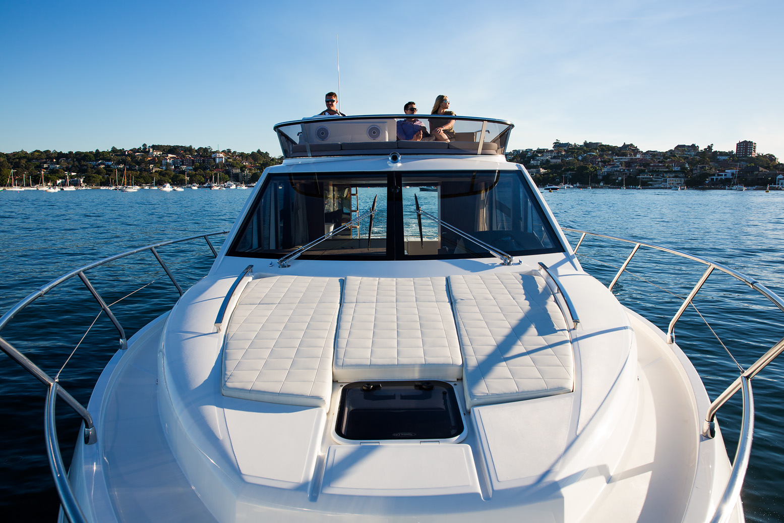 Launch Your New Luxury Lifestyle- Our Favourite Boats Over 40