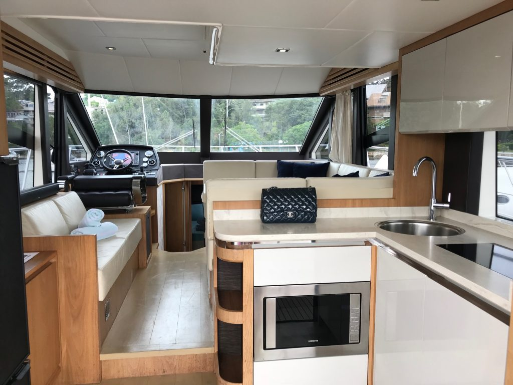 Absolute 45 Fly for Sale in Sydney by Premier Marine