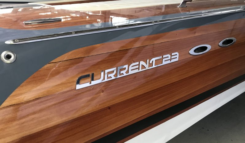 current 23 runabout for sale by premier marine