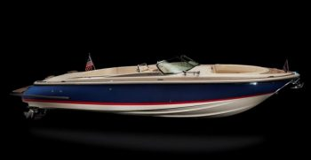 Chris Craft Launch 30 at Premier Marine Boat Sales and Brokerage Australia