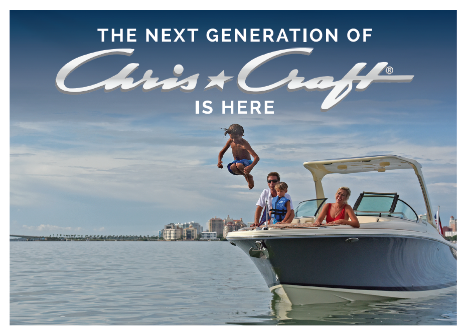 Chris Craft for Sale by Premier Marine Boat Sales and