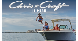 Chris Craft Launch GT Sterndrive
