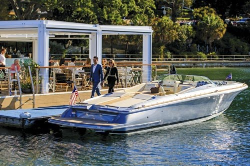 2013 Chris Craft Launch 34 for Sale by Premier Marine Boat Sales Australia