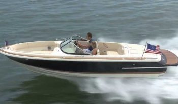 2007 Chris Craft 22 Launch full