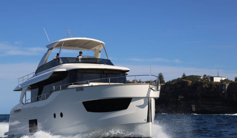 Absolute Navetta 58 for Sale By Premier Marine Boat Sales and Brokerage Australia