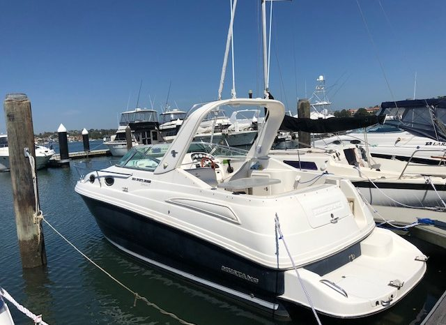 2002 Mustang 2800 for sale by Premier Marine Boat Sales and Brokerage Australia