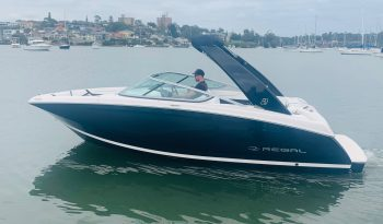 2020 Regal 22 Fasdeck for sale by Premier Marine Boat Sales Australia