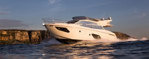 2017 Absolute 52 Fly for Sale by Premier Marine Boat Sales and Brokerage Sydney Australia