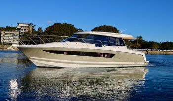 2007 Jeanneau NC11 for Sale at Premier Marine Boat Sales Sydney Australia