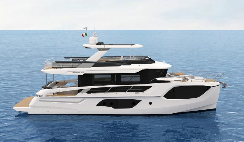 Absolute 64 Navetta for Sale by Premier Marine Boat Sales Sydney Australia