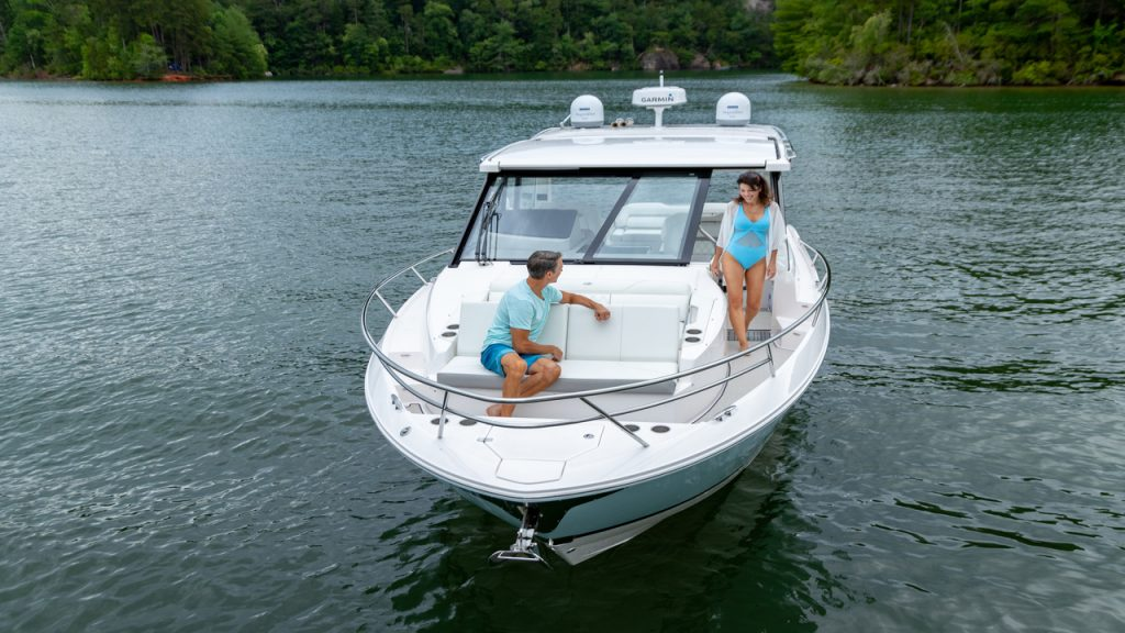 Regal 36 Grande Coupe and 36 XO for sale by Premier Marine Boat Sales Sydney Australia