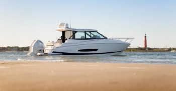 Regal Grande Coupe XO for sale by Premier Marine Boat Sales Sydney Australia