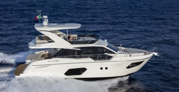 Absolute 50 Fly for Sale by Premier Marine Boat Sales Sydney Australia!