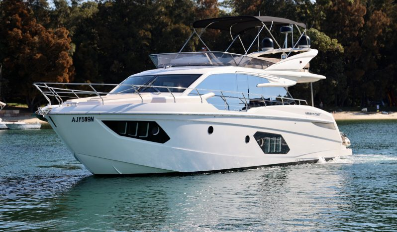 Absolute 52 Fly for Sale by Premier Marine Boat Sales Sydney Australia!